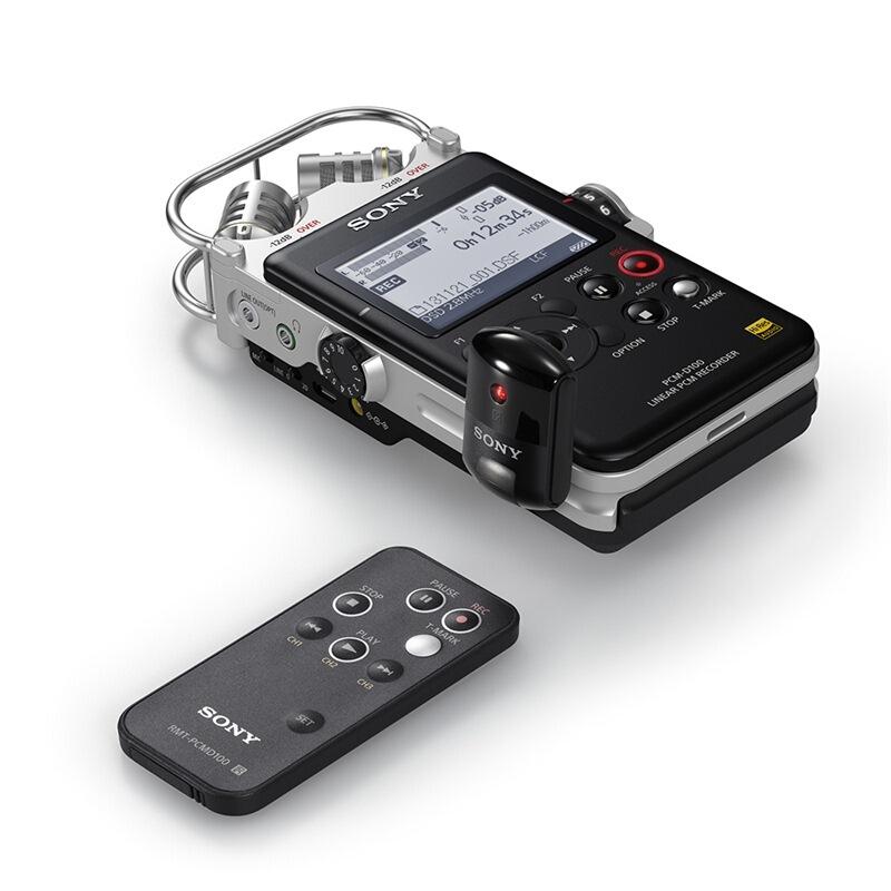 SONY 索尼 PCM-D100 录音笔