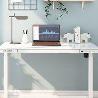 Loctek 乐歌 E5 玻璃面电动升降桌