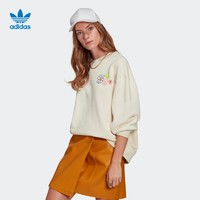 adidas 阿迪达斯 SWEATSHIRT GP3493 女款宽松卫衣