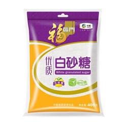 福临门 优级白砂糖 405g