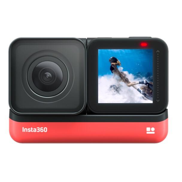 Insta360 影石 ONE R 4K广角镜头版 运动相机