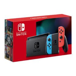 任天堂 Switch NS续航版 港版续航增强版 NS游戏机 现货即发