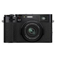 FUJIFILM 富士 X100V 3英寸数码相机 黑色(23mm、F2.0)