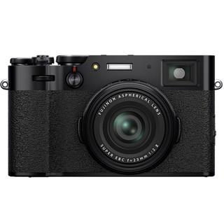 FUJIFILM 富士 X100V 3英寸数码相机(23mm、F2.0)