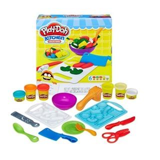 百亿补贴 : Play-Doh 培乐多 创意厨房系列 B9012 厨师工具款