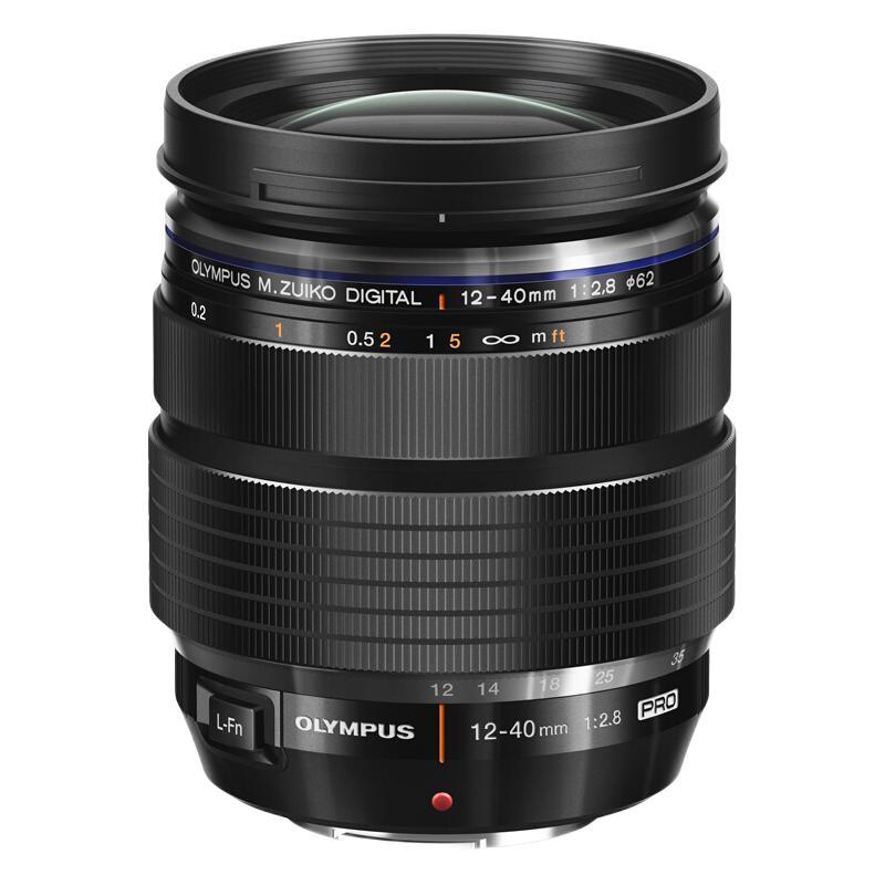 OLYMPUS 奥林巴斯 M.ZUIKO DIGITAL ED 12-50MM F2.8 PRO 标准变焦镜头 奥林巴斯卡口 62mm