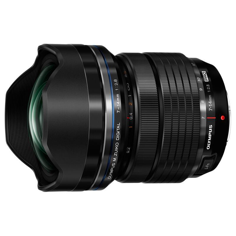 OLYMPUS 奥林巴斯 M.ZUIKO DIGITAL ED 7-14mm F2.8 PRO 广角变焦镜头 奥林巴斯卡口