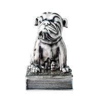YEENJOY STUDIO 瘾绅工作室 English Bulldog 斗牛犬陶瓷香炉