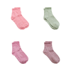 Miiow 猫人 女士加绒中筒袜 M2020120274