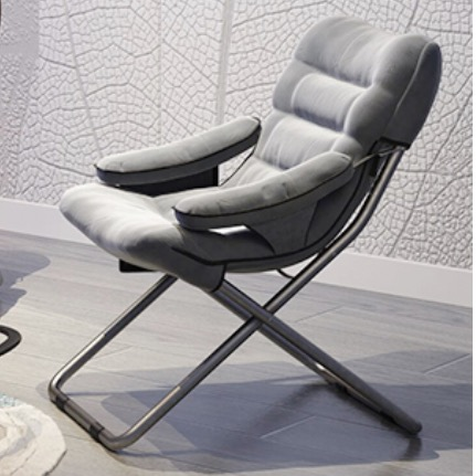 SHULIANG 曙亮 室休闲椅折叠椅 灰色