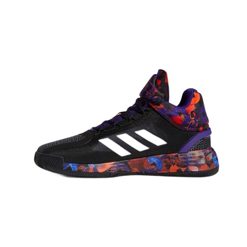 Adidas阿迪达斯男鞋2021牛年春季新款D ROSE 11罗斯篮球鞋G55803