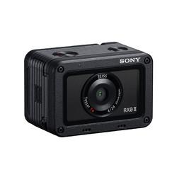 SONY 索尼  DSC-RX0M2 1英寸便携式黑卡数码相机 单机身 黑色(24mm、F4.0)