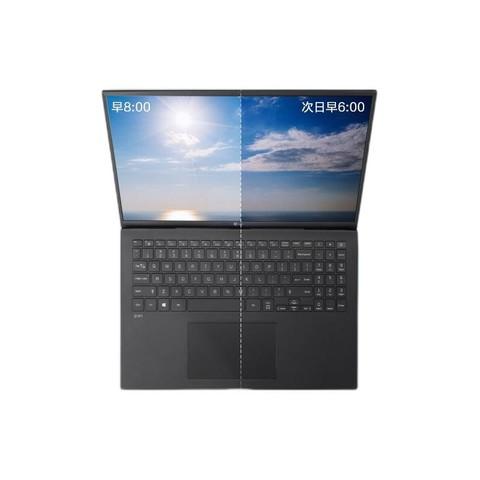 LG 乐金 gram 2021款 16英寸笔记本电脑(i5-1135G7、8GB、256GB、锐炬Xe)