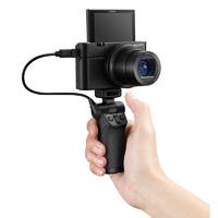 SONY 索尼 DSC-RX100M3 1英寸黑卡数码相机 Vlog视频拍摄套装 黑色(24-70mm、F1.8)