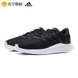 阿迪达斯男鞋跑步鞋2020新款LITE RACER 2.0休闲运动鞋EG3278