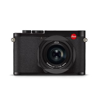 Leica 徕卡 Q2 全画幅 微单相机 黑色 28mm  F1.7 ASPH 定焦镜头 单头套机