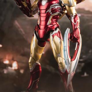 御模道 漫威 复仇者联盟 钢铁侠MK85 模型 23cm
