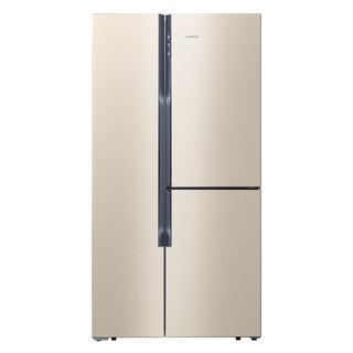 SIEMENS 西门子  KA93NA230C 风冷对开门冰箱 569L 浅金色