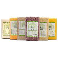禾田塔拉 杂粮组合装 500g*6包(大米500g+玉米碴500g+红豆500g+黄小米500g+燕麦米500g+藜麦500g)