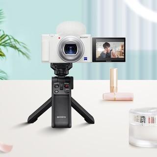 SONY 索尼 ZV-1 1英寸数码相机(9.4-25.7mm、F1.8)