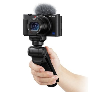 PLUS会员 : SONY 索尼 ZV-1 Vlog数码相机 手柄电池套装