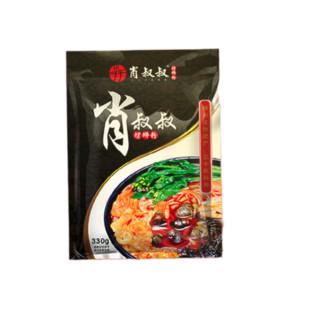 肖叔叔 螺蛳粉柳州正宗螺狮粉广西特产螺丝粉330g*5袋方便速食米线