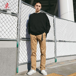GRAMiCCi GRAMICCI小野人2021春季新款 男装山系潮流时尚街头修身小脚长裤
