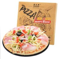 DOULESHI 都乐事 美式风味培根披萨   7寸/2片装