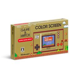 任天堂 超级马里奥 Game Watch 35周年纪念版 现货