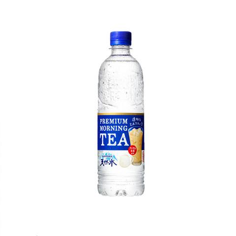 """奶茶还有""""透明色""""?三得利这款透明奶茶你喝过吗?"""