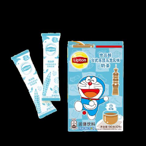 Lipton 立顿 哆啦A梦联名奶茶 4盒