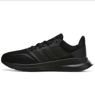 adidas 阿迪达斯  Runfalcon 男子跑鞋 G28970 黑色 42