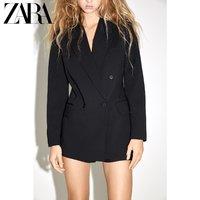 ZARA 01255736800 女士西装外套