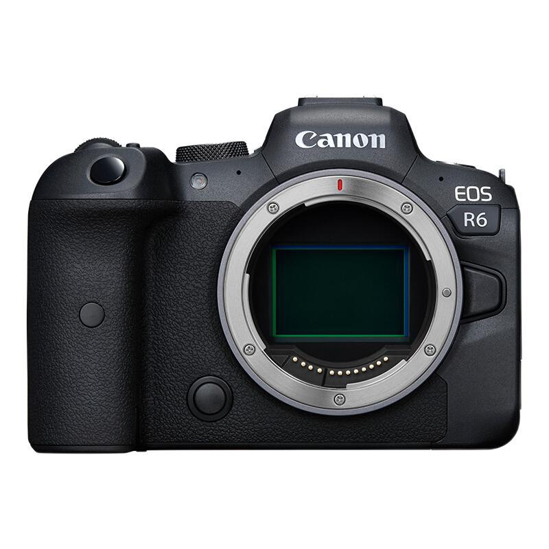 Canon 佳能 EOS R6 全画幅 微单相机
