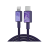 ifory 安福瑞 MFi认证 Lightning 数据线 1.8m 星云紫