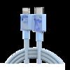 ifory 安福瑞 MFi认证 Lightning 数据线 1.8m 浅艾蓝