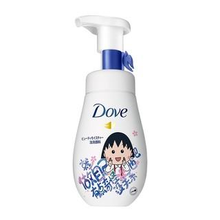 京东PLUS会员 : Dove 多芬 润泽水嫩泡沫洁面乳 160ml(赠口罩*10个)