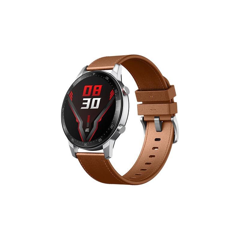 nubia 努比亚  SW2102 红魔 智能手表 流砂棕