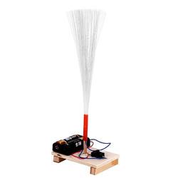 JIMITU 吉米兔 小制作材料包 光纤灯