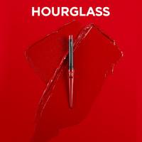 HOURGLASS限定限量烟管口红Red 0细管正红大牌红管