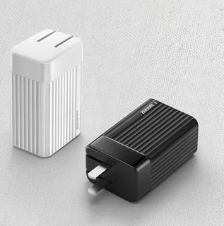 ZENDURE 征拓 SuperPort S3 三口GaN氮化镓充电器 Type-C 65W