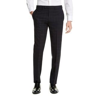 Calvin Klein 卡尔文·克莱 男士西装长裤