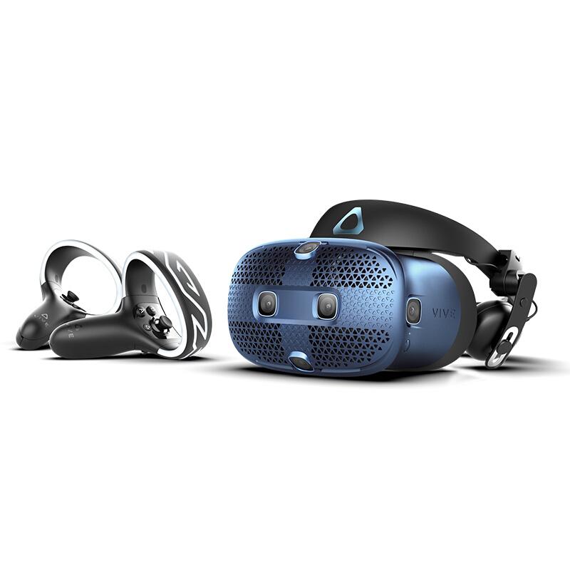 HTC 宏达电 VIVE Cosmos 智能VR眼镜 PCVR 3D头盔