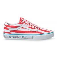 新品发售:VANS 范斯 WHERE'S WALDO联名 Old Skool VN0A3WKT3UV 男女低帮帆布鞋