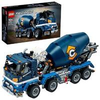 LEGO 乐高 Technic机械组 42112 混凝土搅拌运输车