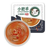 京东PLUS会员:小肥羊 火锅蘸料 香辣味盒装 140g