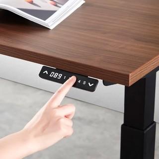 YANXUAN 网易严选 电动升降桌 胡桃色 120*60cm