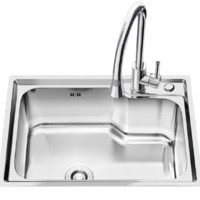 ARROW 箭牌卫浴 553141G+AE4589 不锈钢水槽套装