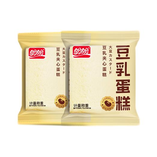 PANPAN FOODS 盼盼 豆乳蛋糕 256g (5片装)