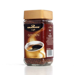 GRANDOS 金牌 黑咖啡粉 50g